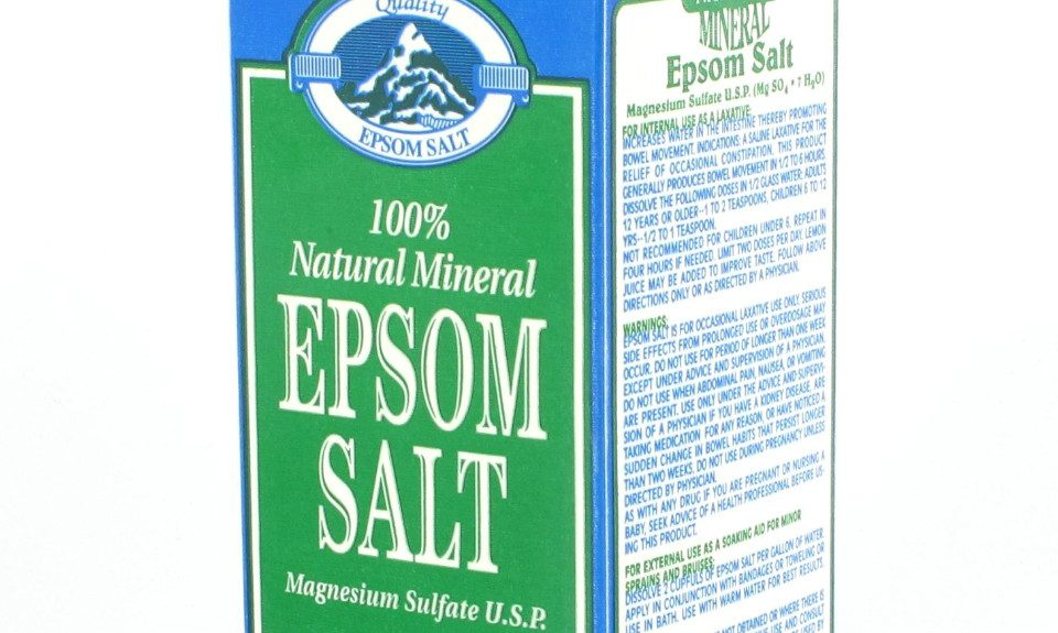 Science For Humans #1843: Epsom Salts Baths
