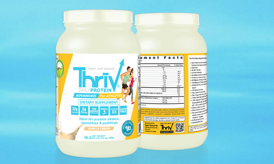Science For Humans #1830: The Story Behind Thriv Advanced