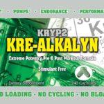 KRYP2 KRE-ALKALYN